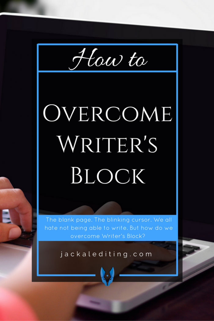How to Overcome Writer's Block | Tips for writers on how overcome writer's block and get writing! A must read for writers who can't seem to write.