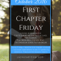 First Chapter Friday #7 (October 2016)