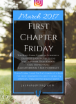 First Chapter Friday #12 (March 2017)